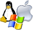 Apple, Linux & Windows Recovery